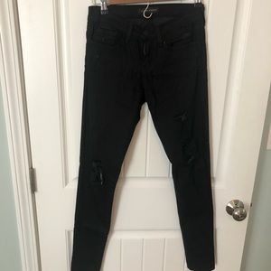 Flying Monkey Black Skinny Jean